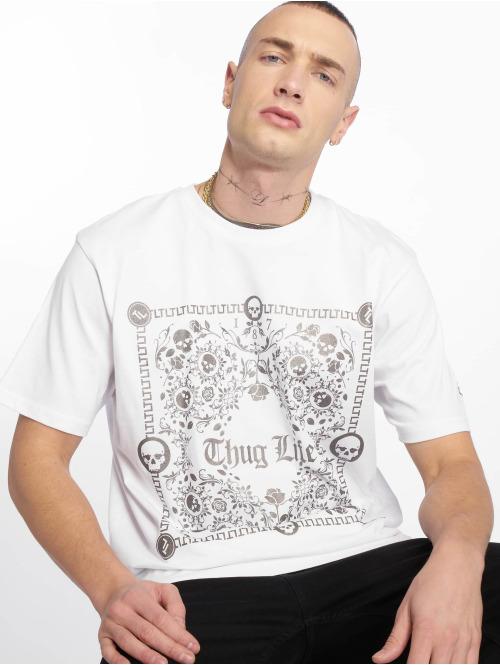 Thug Life T-Shirt  Prinz T-Shirt White...