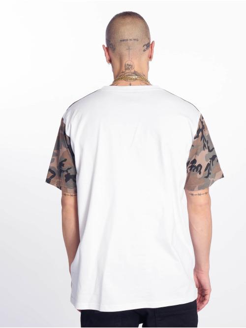 Thug Life T-Shirt Delux weiß