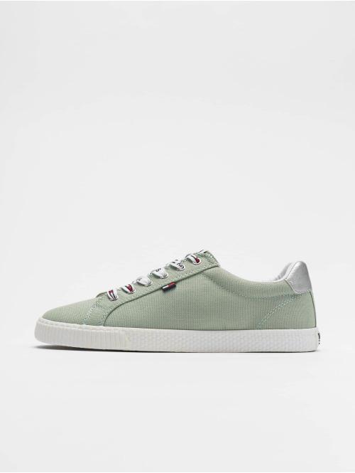 Tommy Jeans Sneaker Casual grün