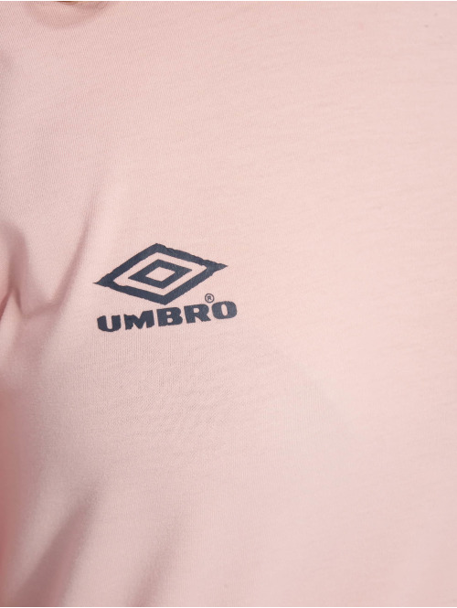 Umbro T-Shirt Scoop Back rosa