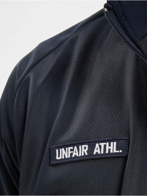UNFAIR ATHLETICS Übergangsjacke DMWU Tracktop blau