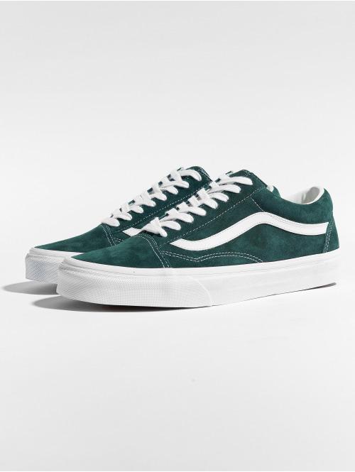 Vans Sneaker Old Skool Suede grün