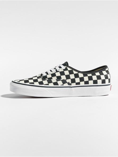 Vans Sneaker Checkerboard schwarz