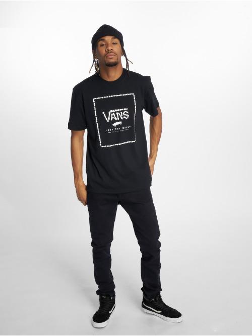 Vans T-Shirt Print Box schwarz