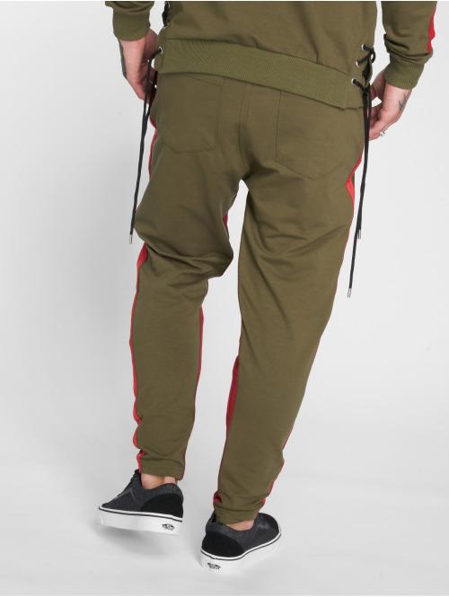 VSCT Clubwear Jogginghose Lowcrotch khaki