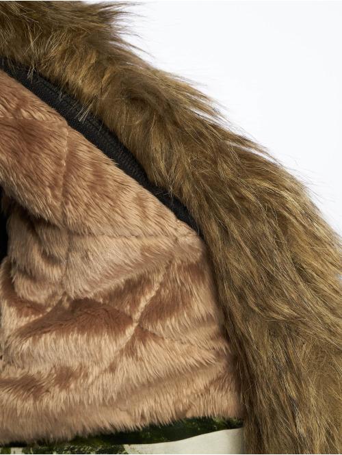 VSCT Clubwear Winterjacke 2 Face Woodland Camo camouflage