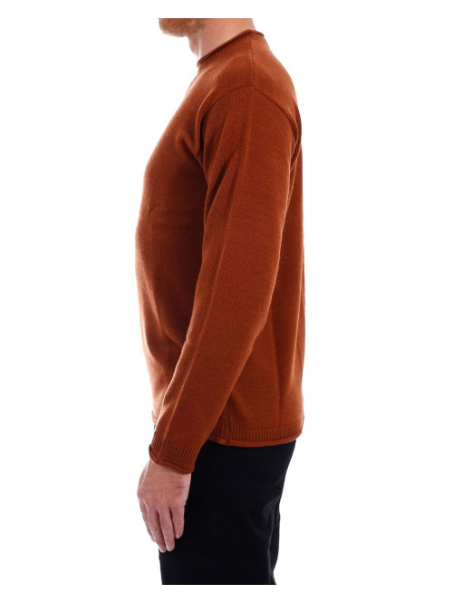 Wemoto Pullover Rawls braun