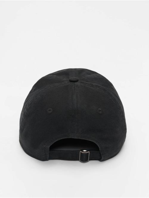 Wood Wood Snapback Cap Low Profile schwarz