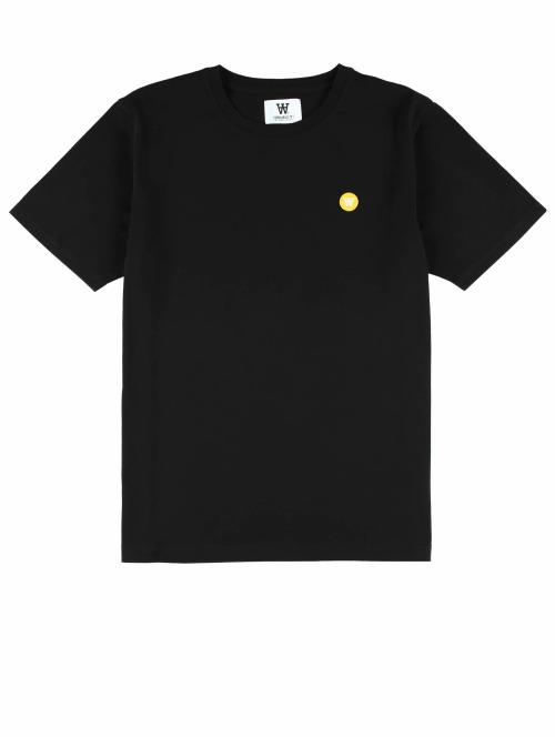 Wood Wood T-Shirt Ace schwarz