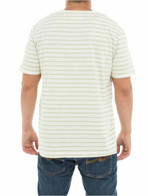 Wood Wood T-Shirt Ace weiß