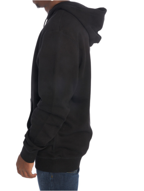 X-Large Hoody Static Og schwarz