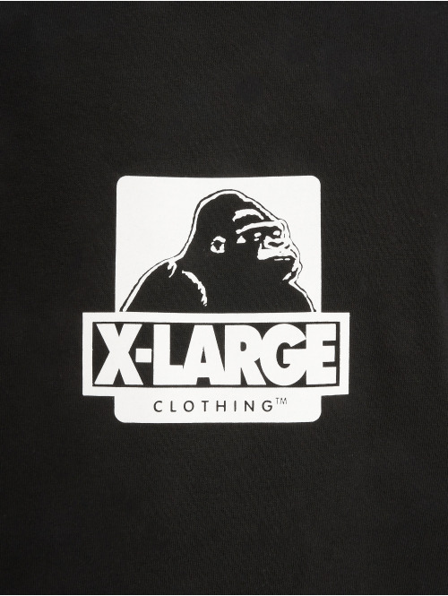 X-Large Longsleeve Gardenofheden schwarz