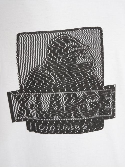 X-Large T-Shirt Static Og weiß