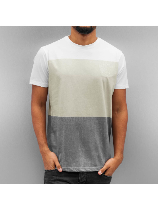 Herren Just Rhyse Männer T-Shirt Karluk Lake weiß | 4056189313529