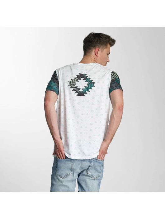 Herren Just Rhyse Männer T-Shirt Lake Davi s weiß | 4059753037487