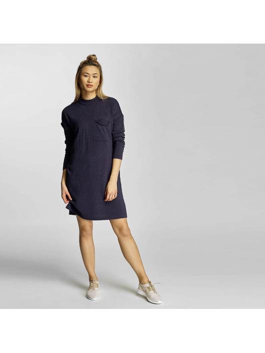 Damen Noisy May Frauen Kleid nmWinnie blau | 5713610378371