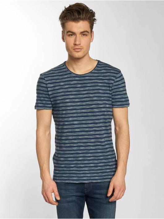 Herren Mavi Jeans Männer T-Shirt Mason indigo | 8681634626440