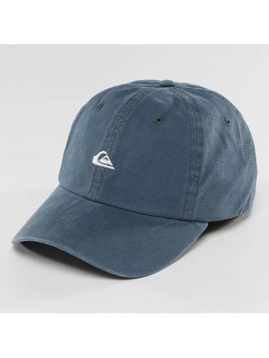 Damen,Herren Quiksilver Männer Frauen Snapback Cap Papa indigo | 3613373481900