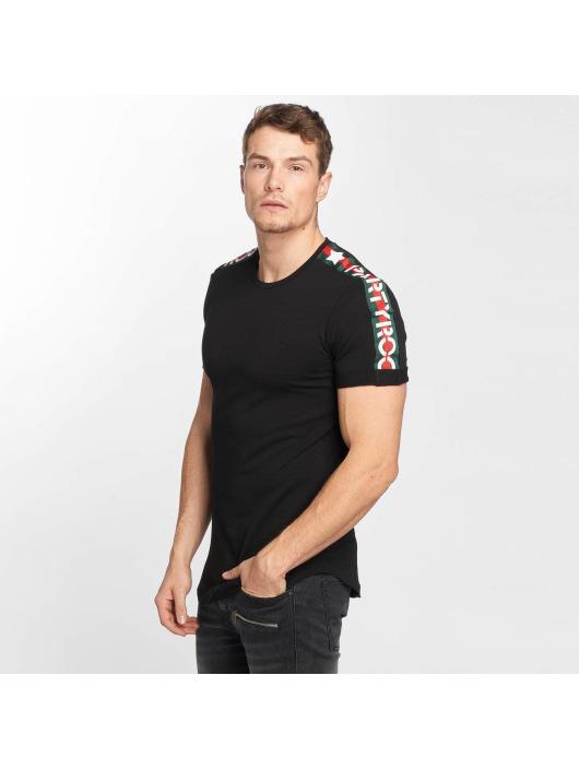 Herren Terance Kole Männer T-Shirt Stripe schwarz | 2005099919354