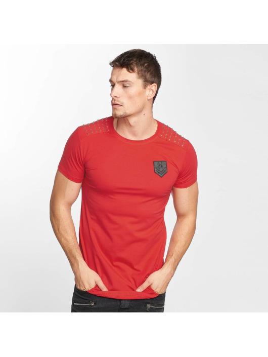 Herren Terance Kole Männer T-Shirt Budapest rot | 2005100319562