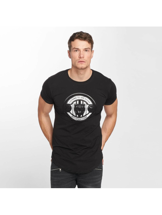 Herren Terance Kole Männer T-Shirt Riga schwarz | 2005102120289