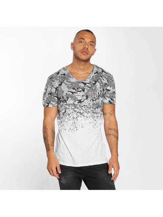 Herren trueprodigy Männer T-Shirt Camou weiß | 4057124046458