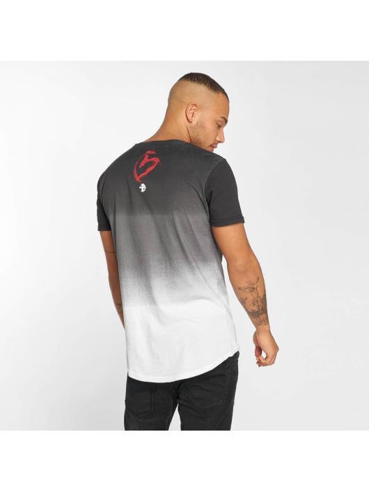 - Herren trueprodigy Männer T-Shirt Angry Wolf schwarz | 4057124049909