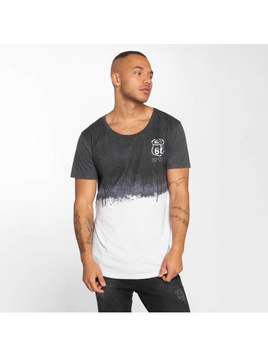 Herren trueprodigy Männer T-Shirt Road Trip weiß | 4057124049138