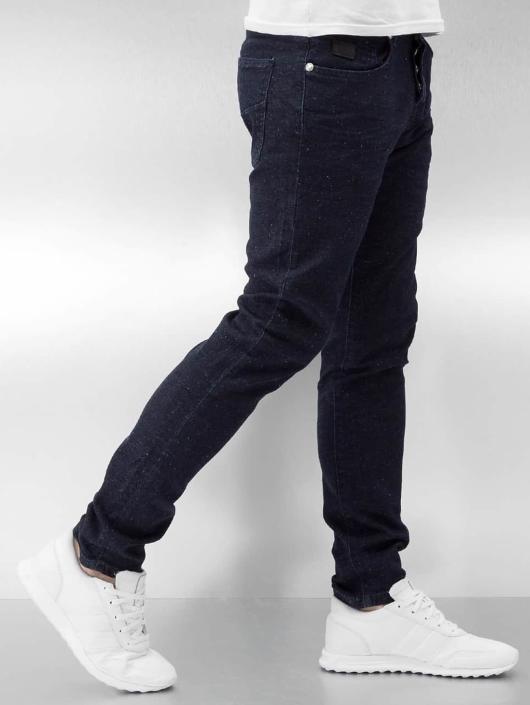 2Y Jean skinny Jarl bleu