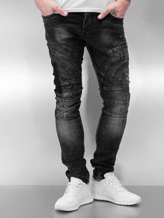 2Y Jean skinny Kokkur gris