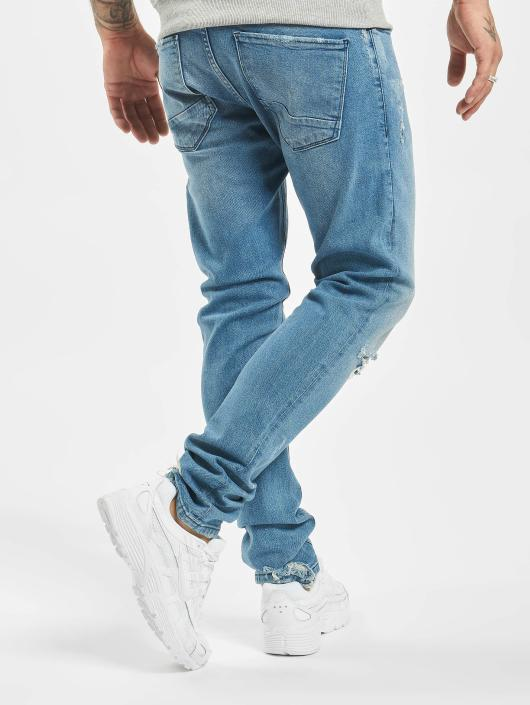 2Y Jean slim Archie bleu