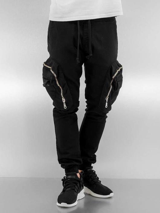 2y small noir homme pantalon cargo 335016. Black Bedroom Furniture Sets. Home Design Ideas