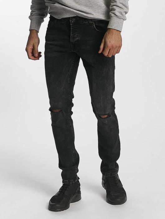 2Y Skinny jeans Harry svart