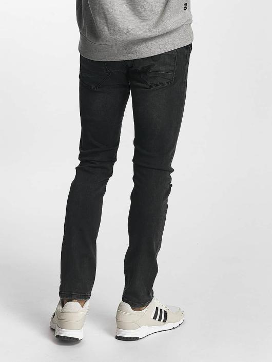 2Y Slim Fit -farkut Ethan harmaa