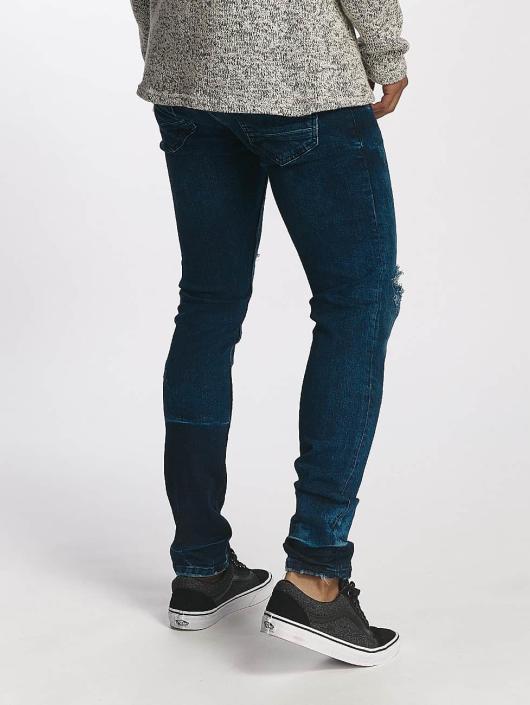 2Y Slim Fit -farkut Joseph sininen