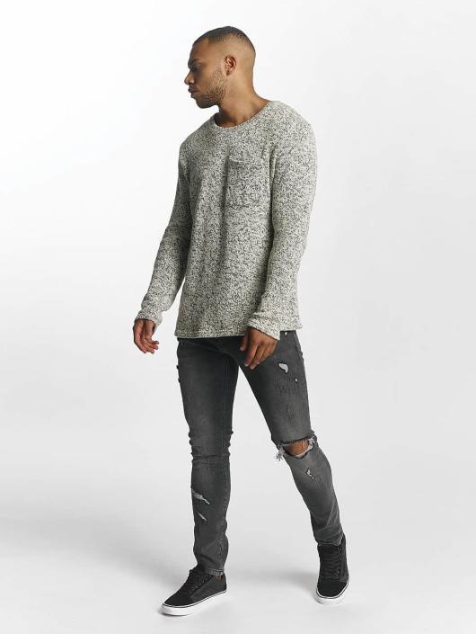 2Y Slim Fit Jeans William серый