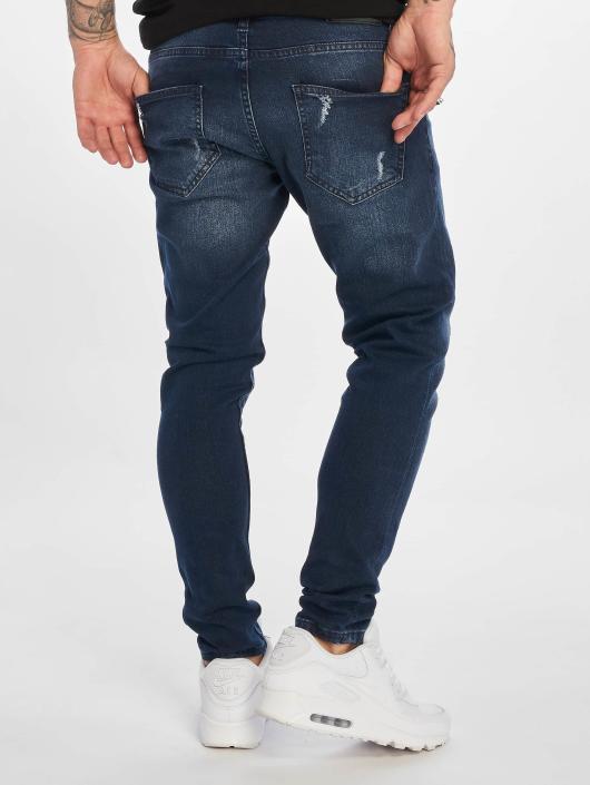 2Y Slim Fit Jeans Charlie blå