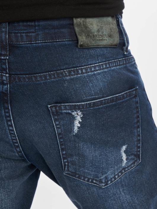 2Y Slim Fit Jeans Charlie blau