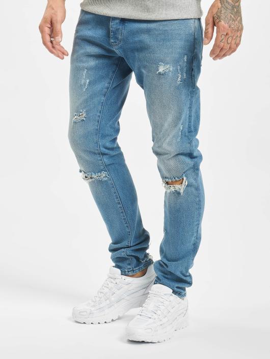 2Y Slim Fit Jeans Archie modrá