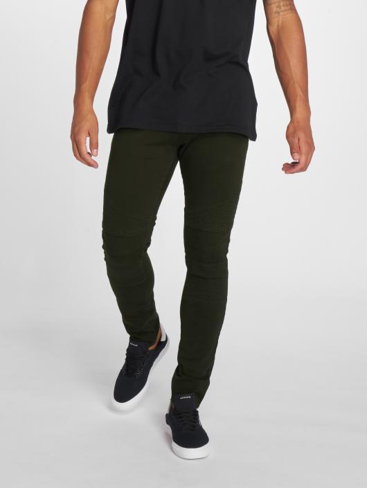2Y Slim Fit Jeans Dio olive