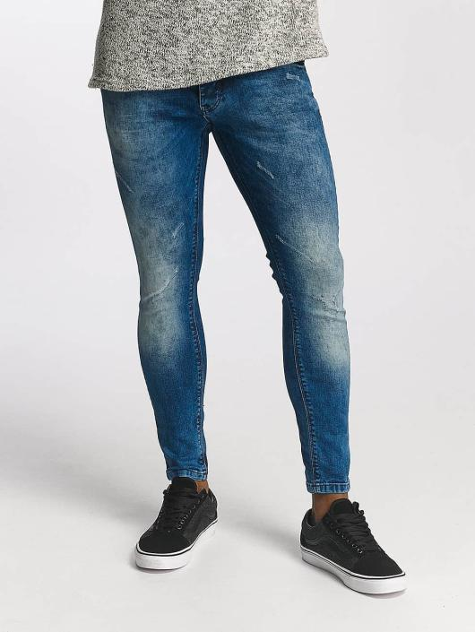 2Y Tynne bukser George blå