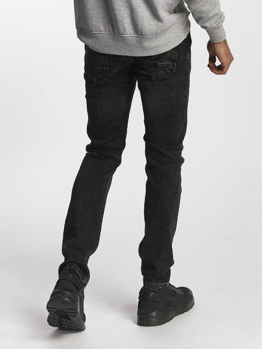 2Y Tynne bukser Harry svart