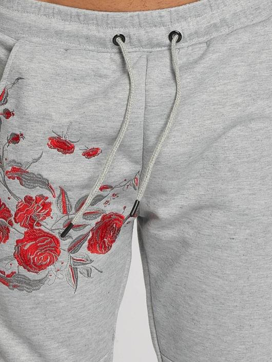 Aarhon Anzug Roses grau