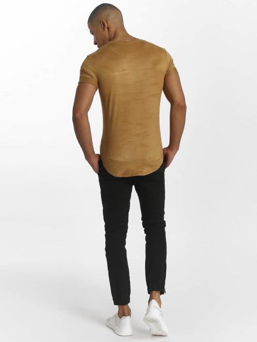 Aarhon Camiseta Roma marrón