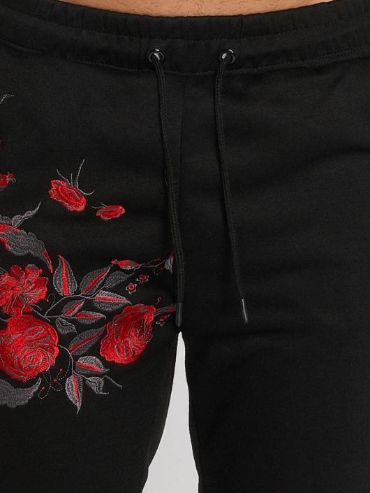 Aarhon Ensemble & Survêtement Roses noir