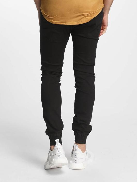 Aarhon Jeans ajustado Lazio negro