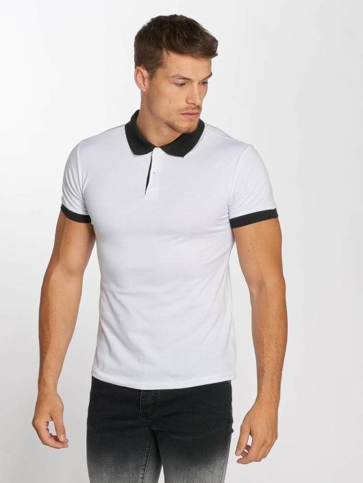 Aarhon Polo Basic blanc