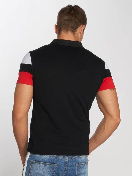 Aarhon Polo Tricolor noir