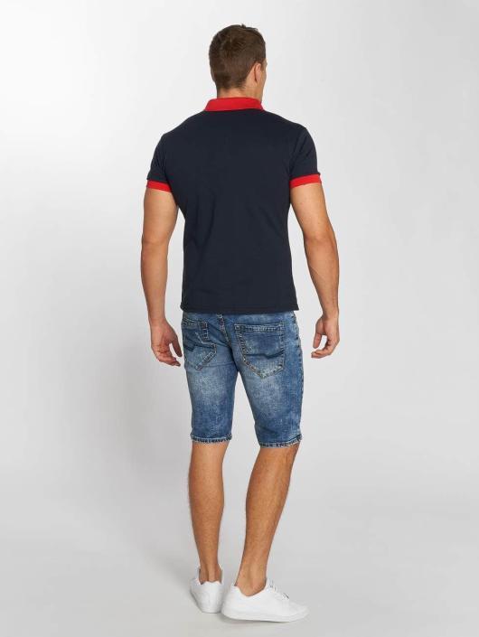 Aarhon Poloshirt Basic blue