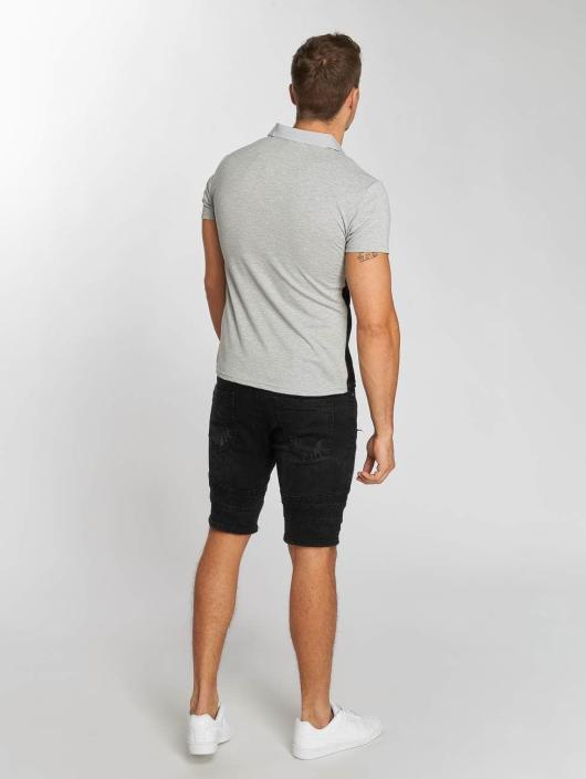 Aarhon Poloshirt Two Colours gray
